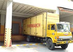 Trucking Services - evermarch truck