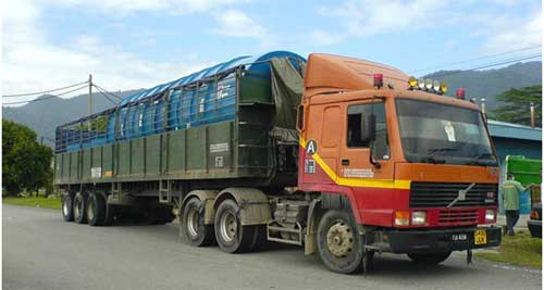 Trucking Services - truck
